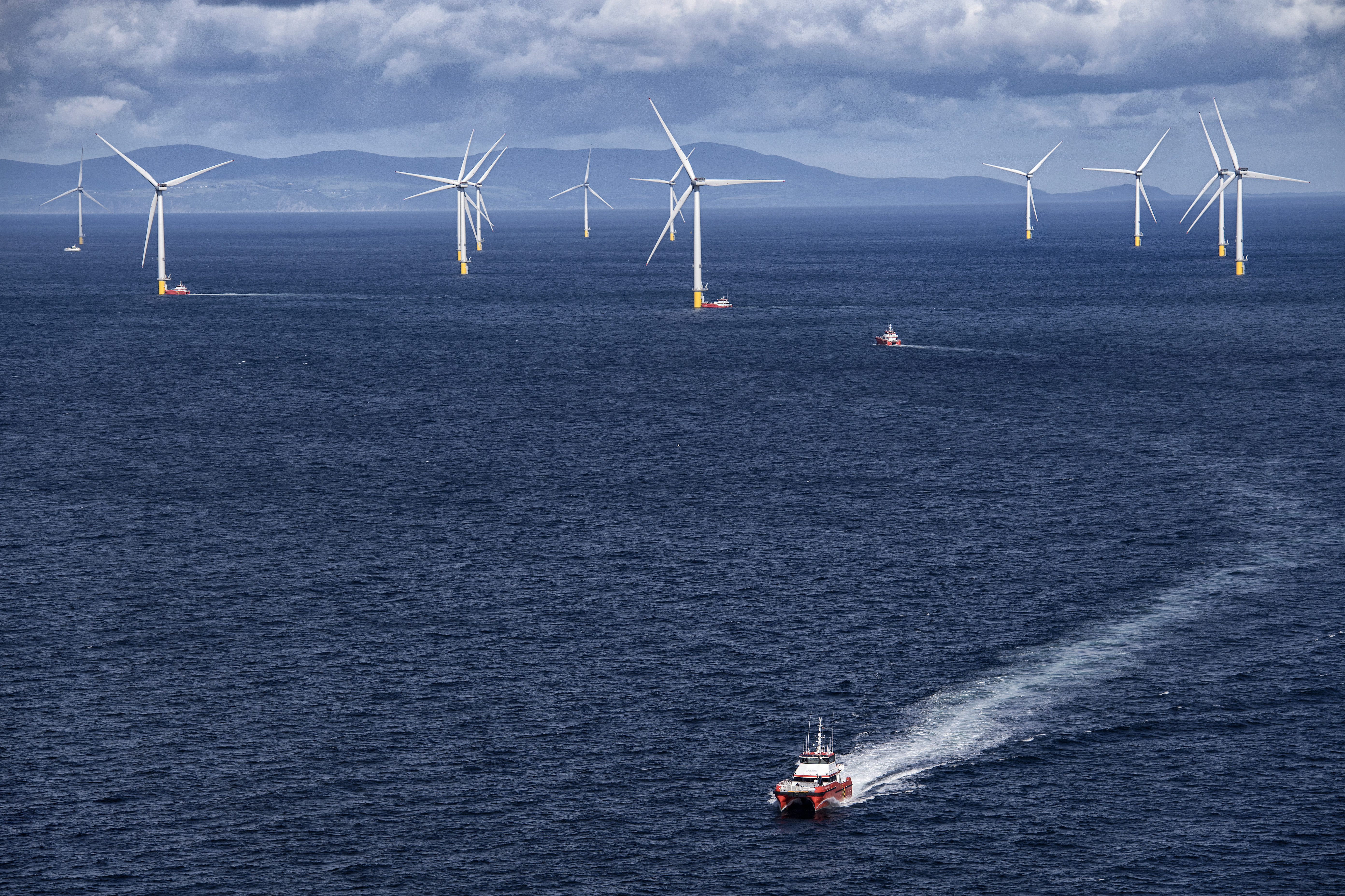 Environmental surveys completed by PKN ORLEN for its offshore wind farm project in Baltic Sea