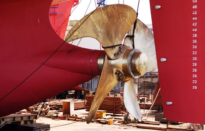 INTERMARINE UK Ship Spare Parts & Services Division - Your Marine Solutions Provider