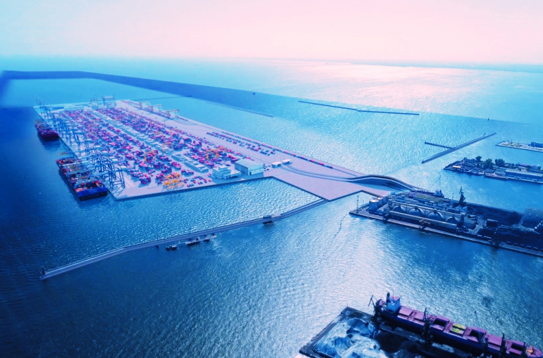 Government support in the development plans of the Port of Gdynia