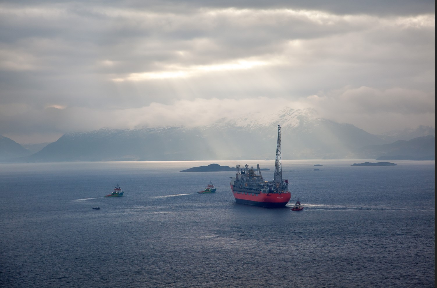 PGNiG makes large gas discovery in Norway