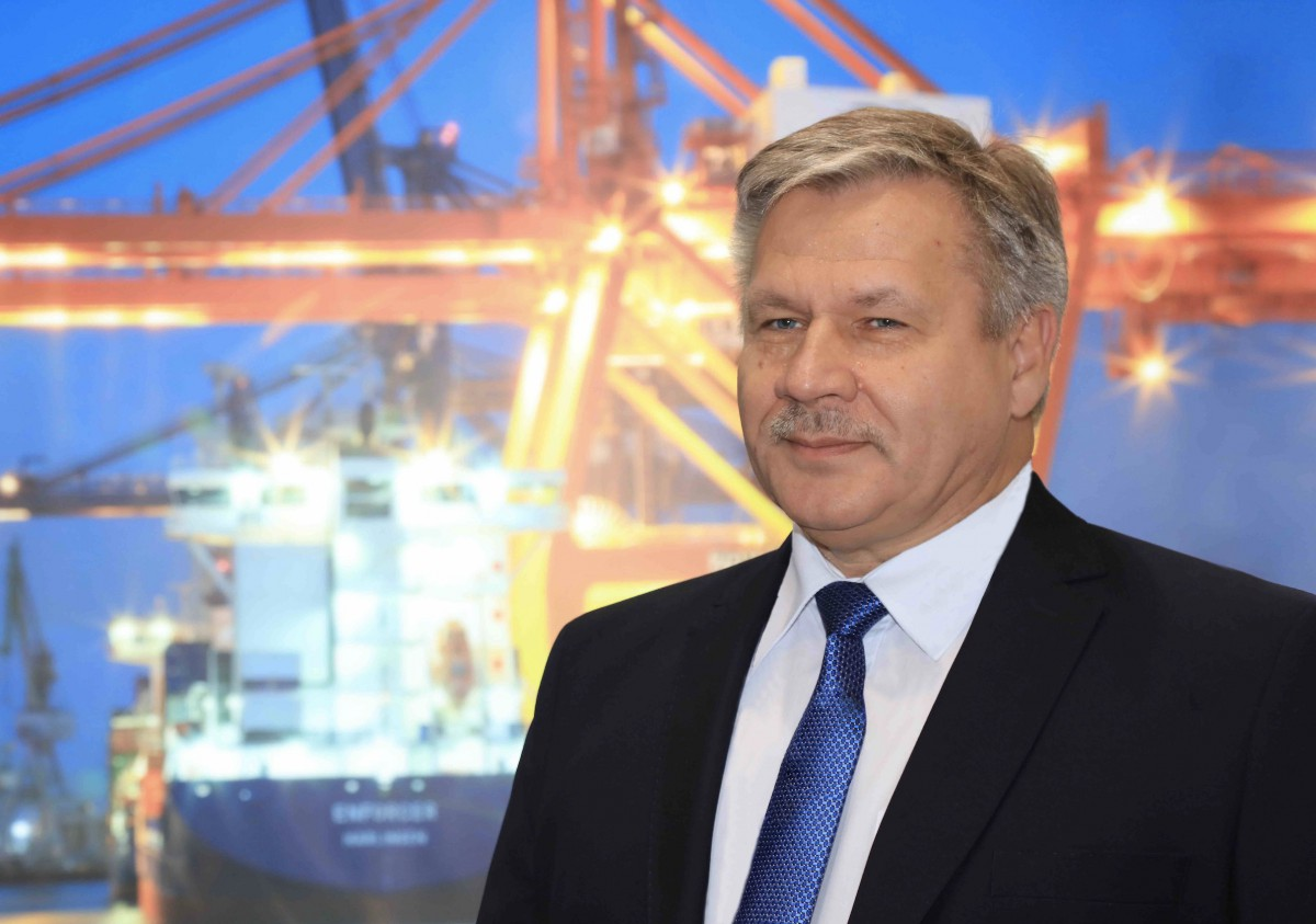 Port of Gdynia: Key role of seaports in the functioning of the economy