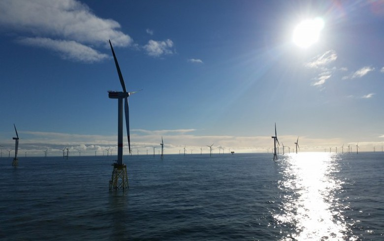 Offshore wind energy - a new course for the Polish maritime sector