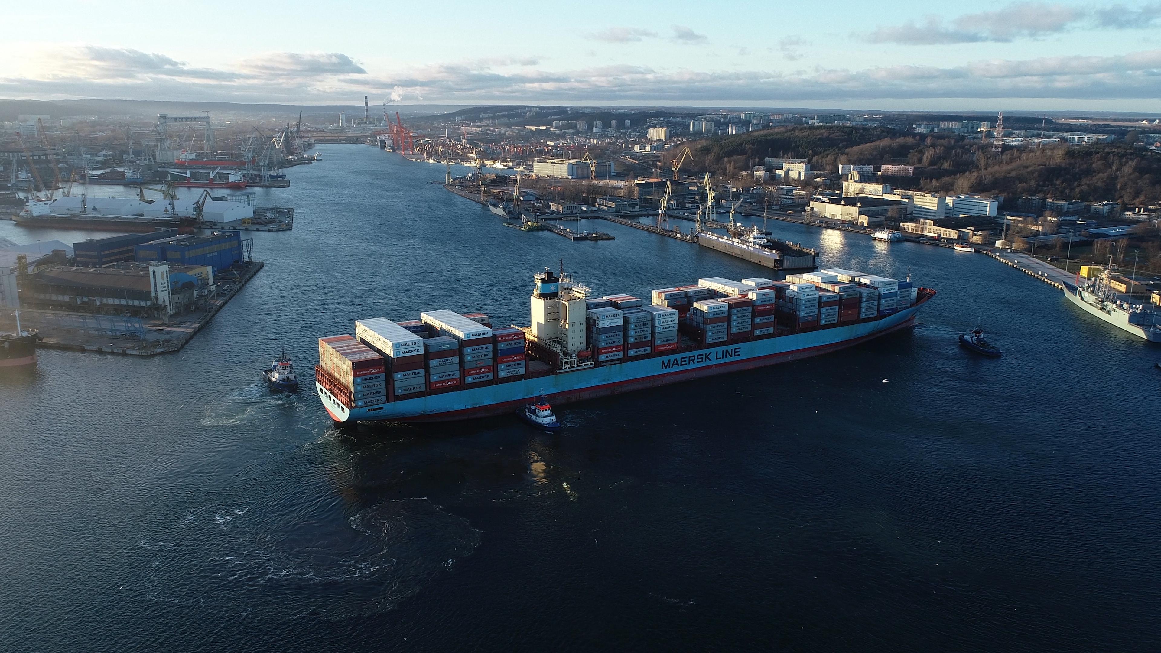 Polish Ports - partners for the European short-sea shipping