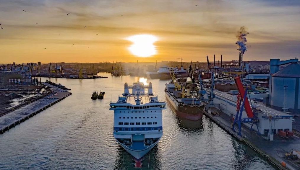 Port of Gdańsk: Hard work and joining the top 20 European ports
