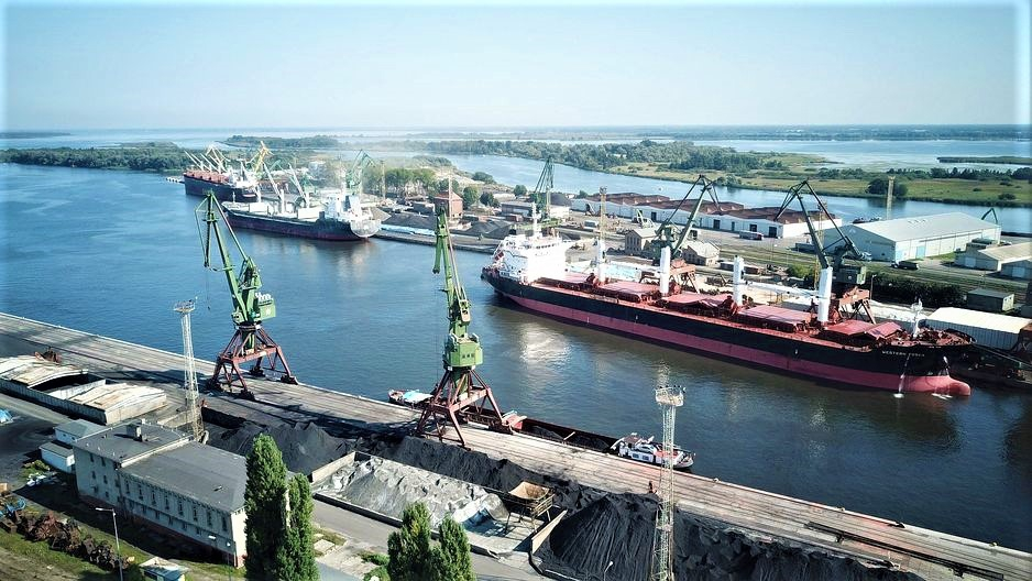 2020 marked by the investment offensive in the Szczecin-Świnoujście port complex [video]