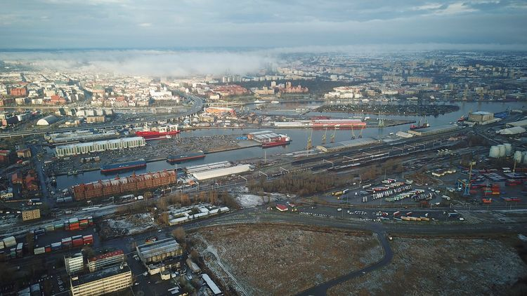 The Westpomeranian Logistics Centre invites parties interested in the lease