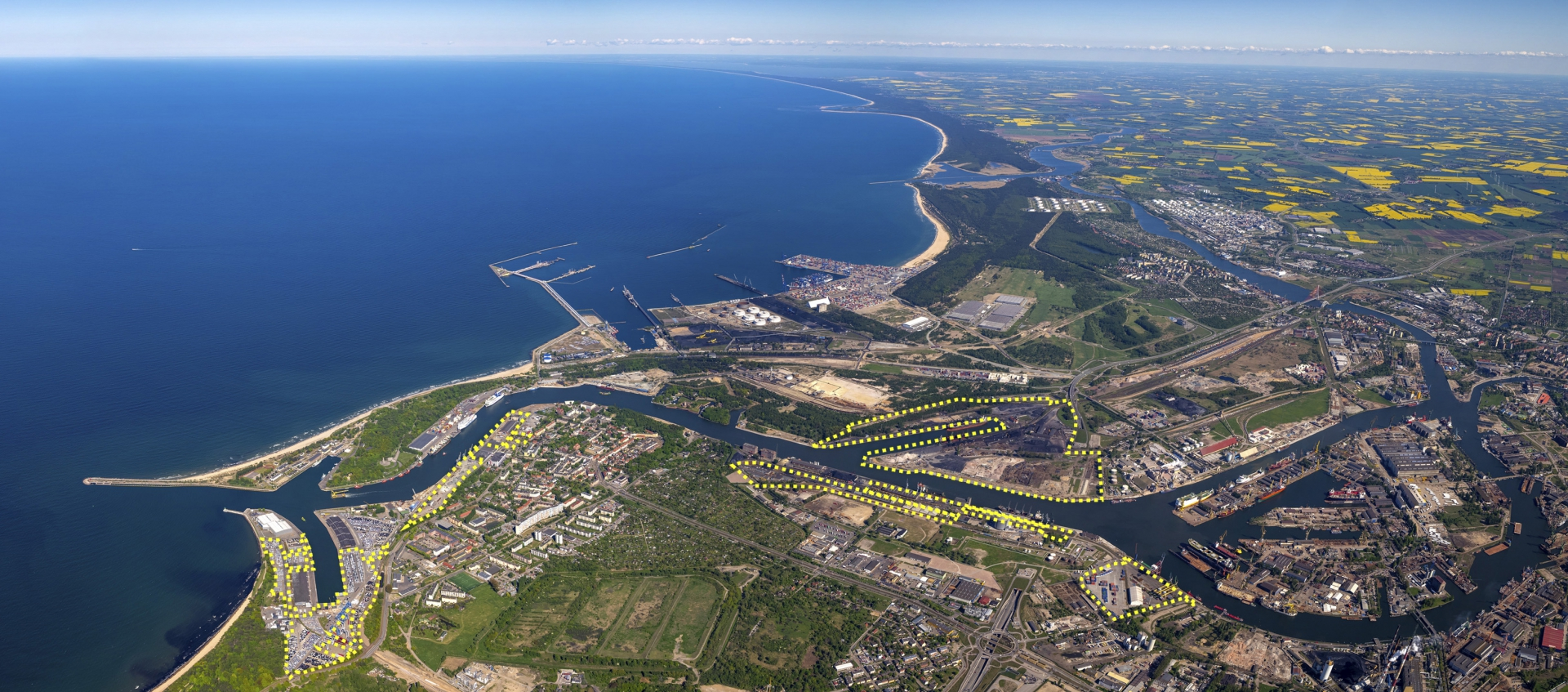 The Port of Gdansk summarized the year 2020. Despite the crisis, it handled 48 million tons, and the investment pace is not slowing down