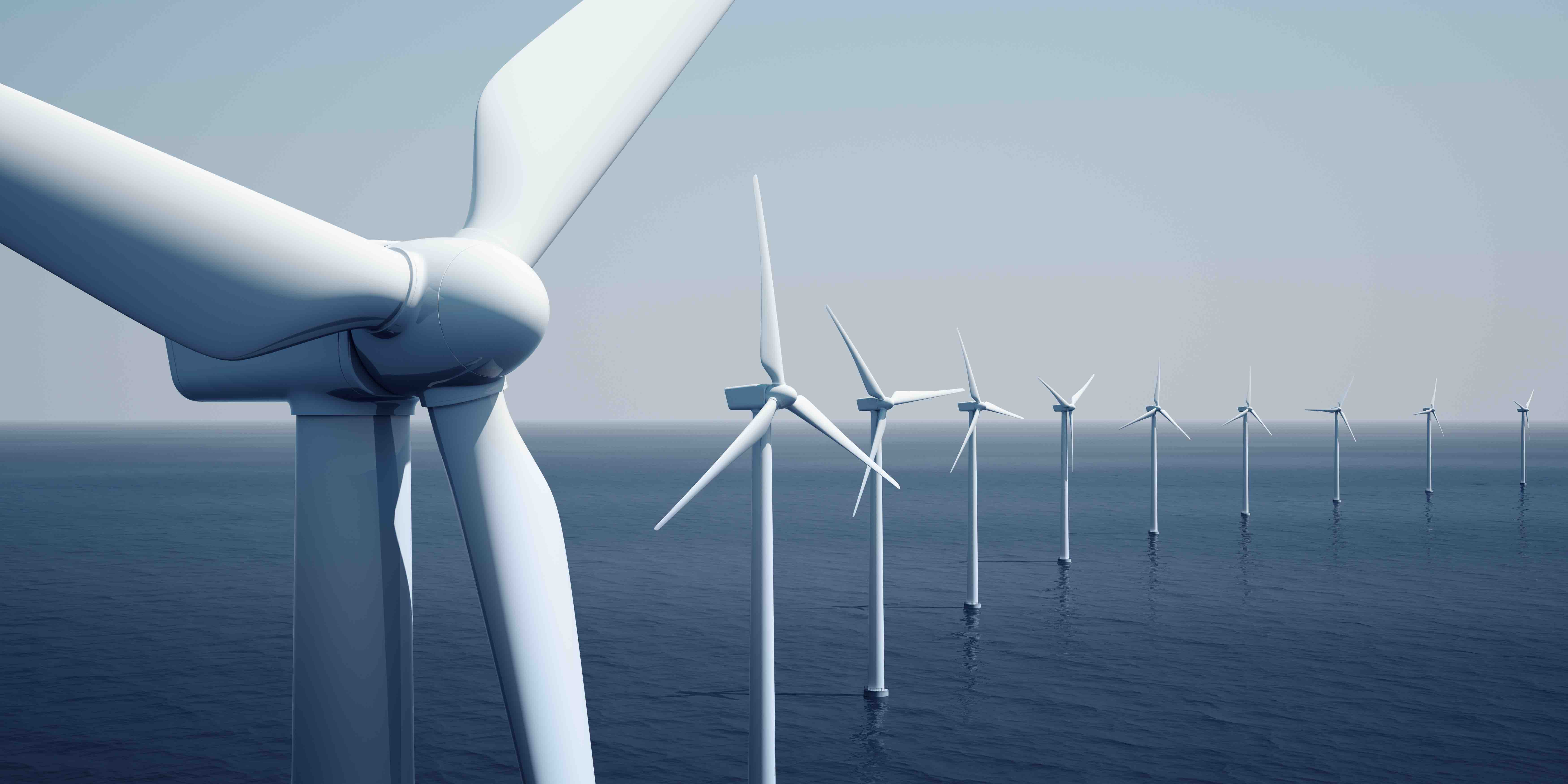 PGE invites partners to build wind farms in Baltic Sea