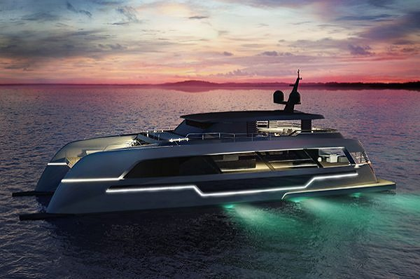 Sunreef Yachts reveals a visionary super yacht concept