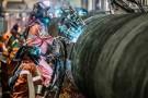 Rozmowy w Brukseli w sprawie przesyłu rosyjskiego gazu przez Ukrainę bez przełomu