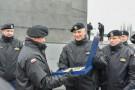 Admiralskie pożegnanie z mundurem