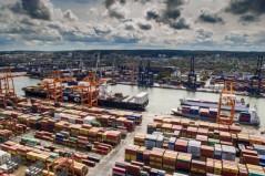 Przewóz ładunku drogą morską. VIII Ogólnopolska Konferencja Prawa Morskiego (foto, wideo)