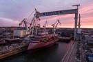 Stocznia CRIST zakończyła budowę polarnego statku pasażerskiego National Geographic Endurance (foto, wideo)