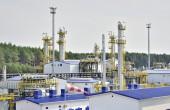 Spadł import gazu z Rosji
