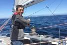 Pierwszy na świecie niewidomy żeglarz przepłynął Pacyfik