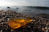 Resort środowiska chce ułatwić wydobycie bursztynu na budowie przekopu Mierzei Wiślanej