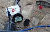Protest przeciwko Nord Stream 2 - ekolodzy okupują budowę
