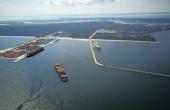 Zobacz, jak ma wyglądać Głębokowodny Terminal Kontenerowy w Świnoujściu (wizualizacje, wideo)
