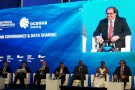 Minister Gróbarczyk na Oceans Meeting w Lizbonie