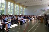 Pierwsi uczniowie ukończyli edukację w klasie o profilu okrętowym w ZSP w Kłaninie (foto, wideo)