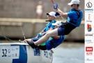 Regaty o Puchar Dzielnicy Wisła – 56 jachtów ścigało się w ten weekend w stolicy
