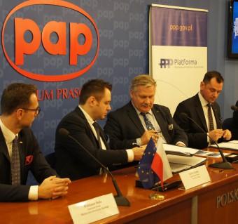 Budowa Portu Zewnętrznego w formule PPP - wybrano doradcę transakcyjnego (wideo)