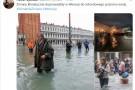 Trwa mobilizacja na rzecz zalanej Wenecji, szef włoskiego MSZ prosi o pomoc