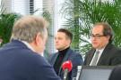 Minister Gróbarczyk przedstawił priorytety MGMiŻŚ na najbliższe lata