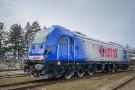 LOTOS Kolej pozyskała 6 nowoczesnych lokomotyw Dragon 2 firmy NEWAG