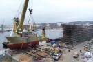 Kolejne wodowanie w Karstensen Shipyard Poland. Pełen portfel zamówień na rok 2020 (foto, wideo)