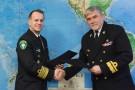 Współpraca Morskiego Oddziału Straży Granicznej i Akademii Marynarki Wojennej w Gdyni