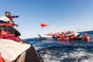 Na Morzu Śródziemnym statek NGO uratował ponad 220 migrantów