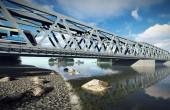 Wody Polskie oraz PKP PLK zmodernizują most na Regalicy