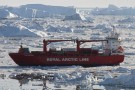Grupy ekologiczne chcą zakazania niskosiarkowych paliw w rejonie Arktyki