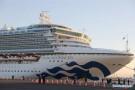 Około 500 pasażerów opuściło pokład Diamond Princess