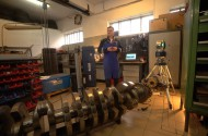 Rolls Royce wśród laserów w NGL Machining (foto, wideo)