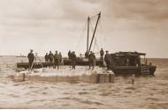 Dokładnie 99 lat temu rozpoczęły się pierwsze prace budowlane w Porcie Gdynia (foto)