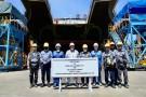 DSME rozpoczyna budowę nowego gazowca