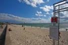 COVID-19: Plaża na Półwyspie Helskim jedną z najbardziej bezpiecznych w Europie