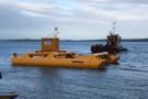 Leask Marine poszukuje turbin do pływającej platformy