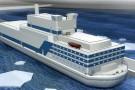 Chiny rozpoczęły budowę pierwszej pływającej elektrowni jądrowej