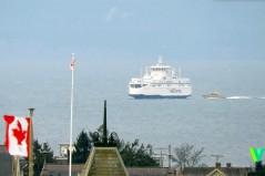 Salish Eagle dopłynął z Gdańska do Kanady