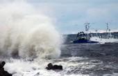 IMGW ostrzega o sztormach na Wybrzeżu