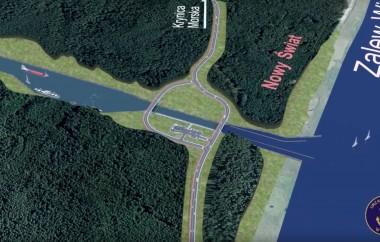 Gróbarczyk: Miejscowość Nowy Świat wybrana na lokalizację przekopu przez Mierzeję Wiślaną
