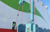 Stena Line będzie ładować statki energią w Porcie Trelleborg