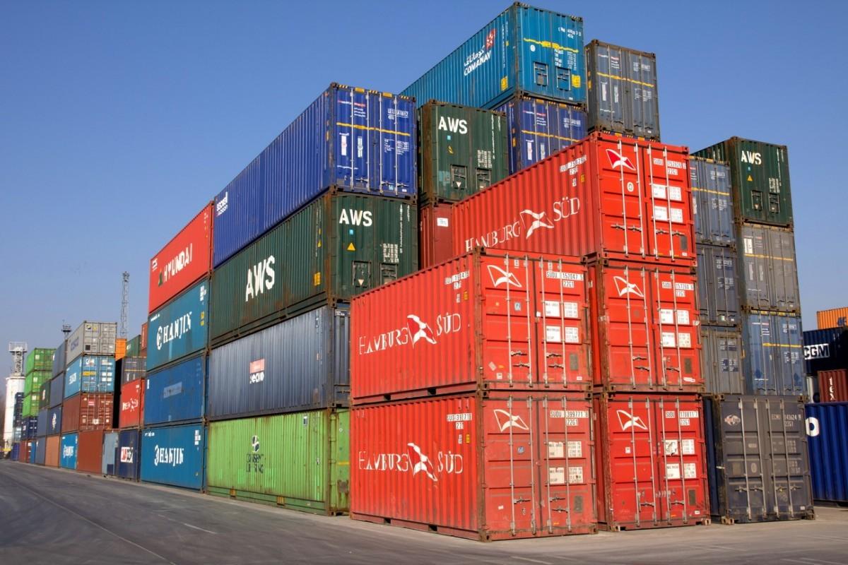 Inteligentny Niemiecko-chińskie kontenery przyszłością transportu? - Gospodarka VL69