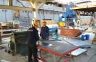 Polacy przy pracy na pokładzie Flying Clipper
