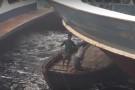 Szalony port w Bangladeszu (wideo)
