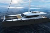 Sunreef Yachts otrzymuje zlecenie na nowy super jacht z kompozytu, Sunreef 80