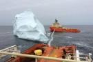 Inżynier z RPA chce przeciągnąć olbrzymie góry lodowe z Antarktydy do Afryki